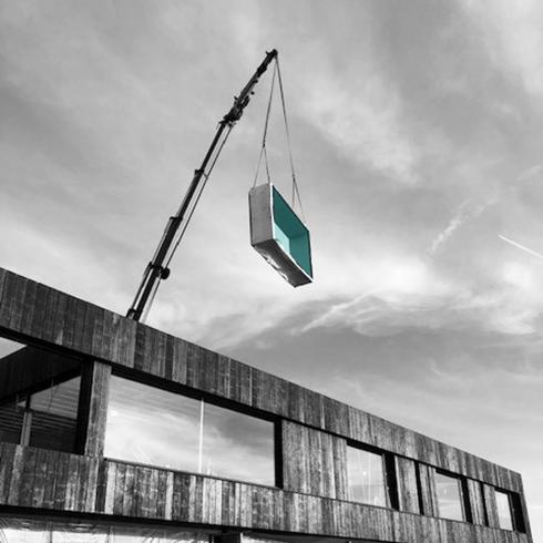 Windox raambox raamuitbouw gevelbox gevelraam erkerraam